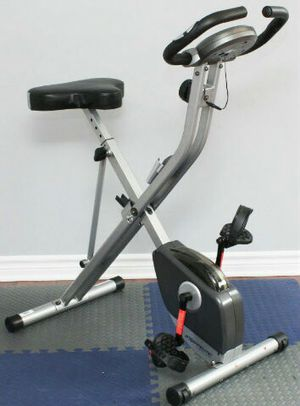 Exerpeutic Exercise Bike with Heart Pulse Sensors for Sale in Cleveland, OH