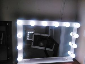 Vanity mirror for sale. 41x30 for Sale in Humble, TX