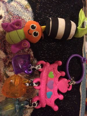toys, newborn rattles,baby toys for Sale in Philadelphia, PA