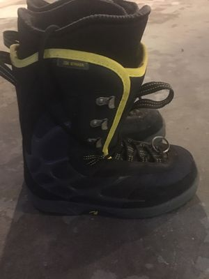 K2 snowboard boots for Sale in Davenport, IA
