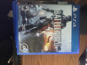 Battlefield 1 , Battlefield 4 ,battlefield hardline for Sale in Martinsburg, WV