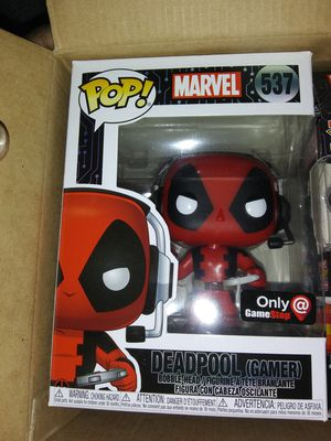 Funko pop gamer DeadPool for Sale in Oklahoma City, OK