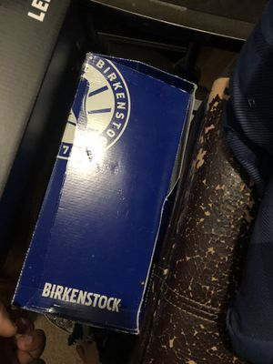 Birkenstock Size 43 never worn for Sale in Gaithersburg, MD