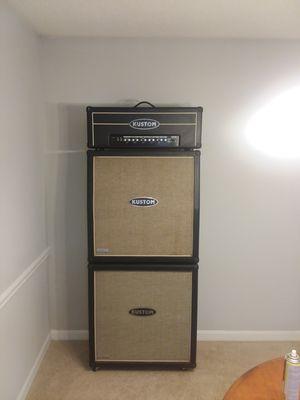 Kustom stack for Sale in Anderson, SC