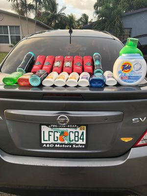 Men's Old Spice, Women's Olay Body Wash and Laundry Supplies for Sale in Miramar, FL