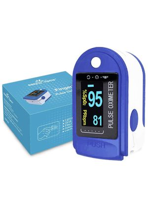 Fingertip Pulse Oximeter w/lanyard for Sale in Marietta, GA
