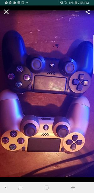 Ps4 controllers for Sale in Houston, TX