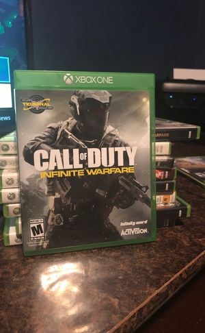 Call of duty infinite warfare for Xbox one for Sale in Chicago, IL