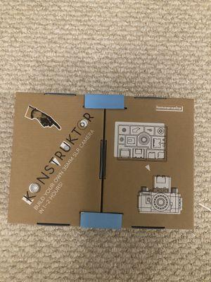 Konstruktor Build Your Own 35 MM SLR Camera for Sale in Alexandria, VA