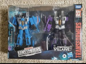 Transformers Generations War for Cybertron Earthrise Voyager WFC-E29 Seeker 2-Pk. BRAND NEW for Sale in Windermere, FL