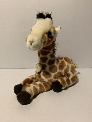 """Miyoni Tots Aurora Giraffe Calf Stuffed Animal Plush 10"""" plushy for Sale in San Bernardino, CA"""