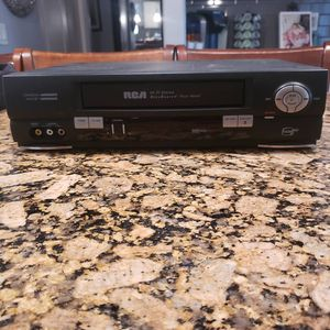RCA VHS Player with Remote for Sale in Queen Creek, AZ