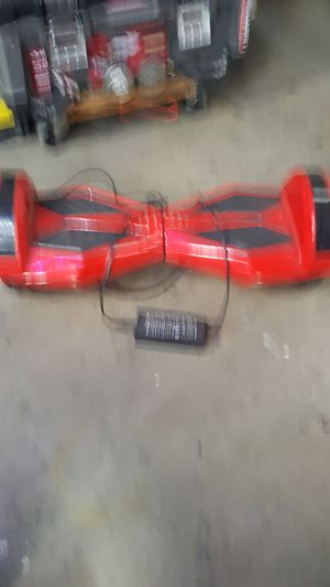 Hover board Red Works for Sale in Downey, CA