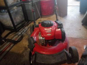 troy bolt lawn mower for Sale in Salt Lake City, UT