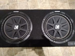 Car stereo system for Sale in Lemoore, CA