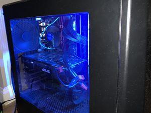 Custom gaming pc(i5-8400, 8gb 2400, rx580, 2*250gb ssd,600w psu) for Sale in Washington, DC