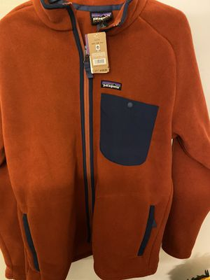 Patagonia Karstens synchilla sz L brand new with tags for Sale in Chicago, IL