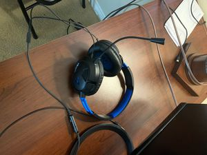 Turtle beach recon headset good condition owned for 8 months for Sale in Irvine, CA