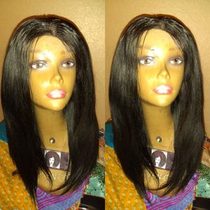 "14"" 100% human straight bob hair wig for Sale in Pompano Beach, FL"