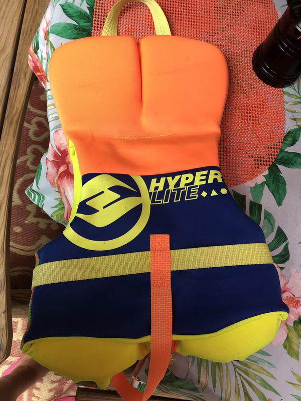 Life jackets kids