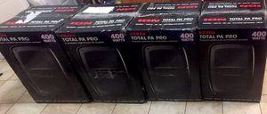 Ion Audio Total PA Pro Bluetooth Speaker for Sale in Dearborn, MI