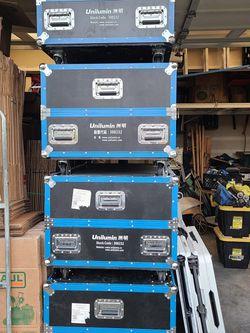 Flight cases Heavy duty for Sale in Lynnwood,  WA