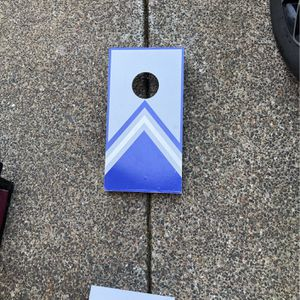mini cornhole set for Sale in Beaverton, OR