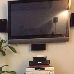 """42"""" TV, Speakers, Receiver & DVD for Sale in Santa Monica, CA"""