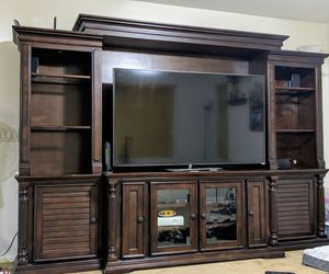 Huge entertainment center for Sale in Tolleson, AZ