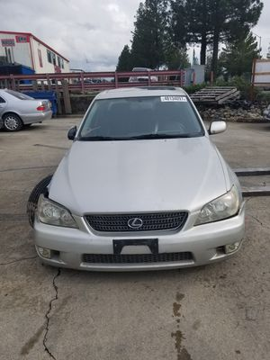 2002 LEXUS IS 300 PARTING OUT! for Sale in Rancho Cordova, CA