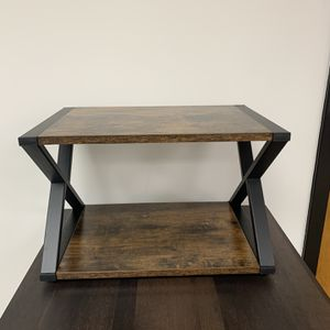 Sturdy Wood Printer Stand For Home & Office, Brown. for Sale in Duluth, GA