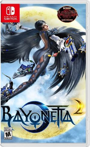 Nintendo switch Bayonetta 2 for Sale in Chicago, IL
