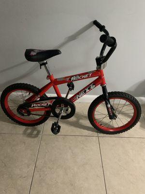 Kids Next Rocket Bicycle for Sale in Tamarac, FL