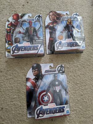 Avengers action figures for Sale in Knightdale, NC