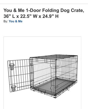 Medium Size Dog Kennel $50 for Sale in Baltimore, MD