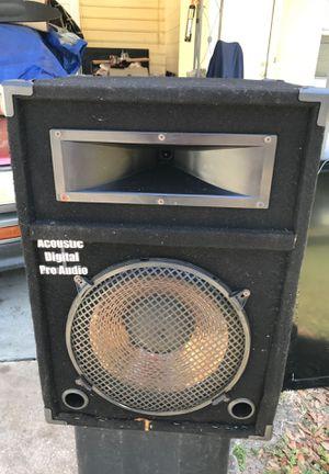 Acoustic Digital pro-audio ad.1500 for Sale in Jacksonville, FL