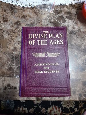 1914 religious book Bible Students for Sale in Lake Alfred, FL