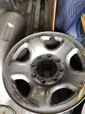 4 Dodge Ram Rims and one LT 265/70R17 Tire $75 for Sale in Saint Cloud, FL