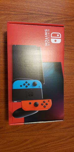 Nintendo Switch Red Blue NEW for Sale in Alhambra, CA