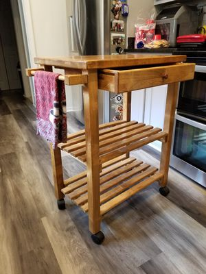 Kitchen cart for Sale in Bowie, MD