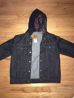 Levi's jean jacket sz L for Sale in Silver Spring, MD