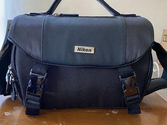 Nikon DSLR storage bag for Sale in Alhambra,  CA