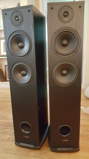 Polk Audio R50 tower speakers for Sale in Santa Clara, CA