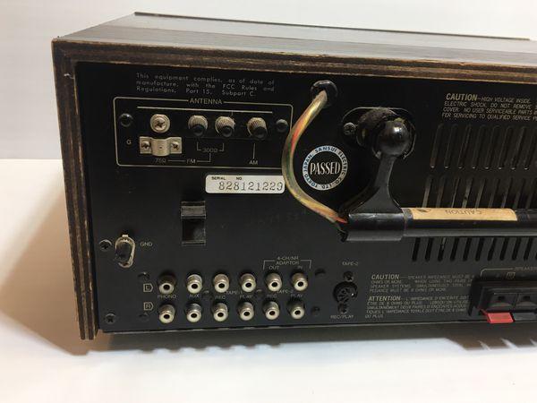 Sansui G-5500 Stereo Receiver Vintage
