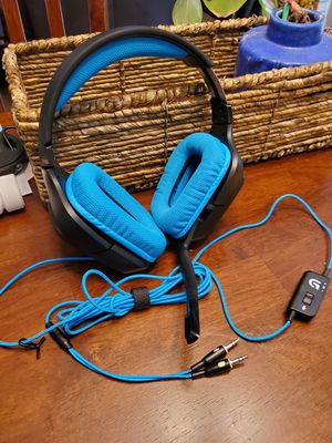 Logitech G430 Surround Sound Gaming Headset for Sale in Grand Junction, CO