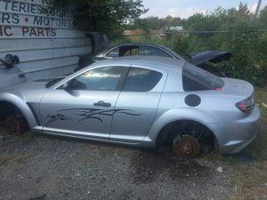 Mazda Rx8 parts for Sale in Dallas, TX