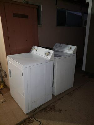 Washer And Dryer for Sale in El Cajon, CA