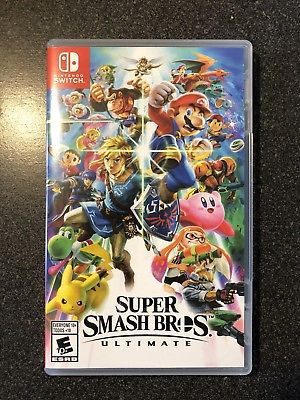 Smash bros NEW NINTENDO SWITCH for Sale in Chicago, IL