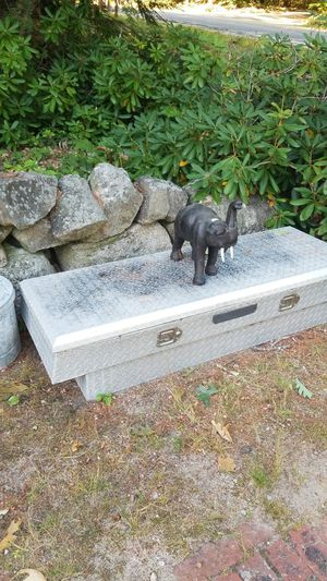 TRUCK STORAGE BOX with key $74 for Sale in Naples, ME
