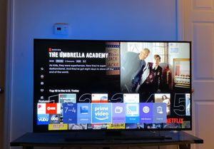 Samsung Smart TV - 55inch for Sale in Morgantown, WV